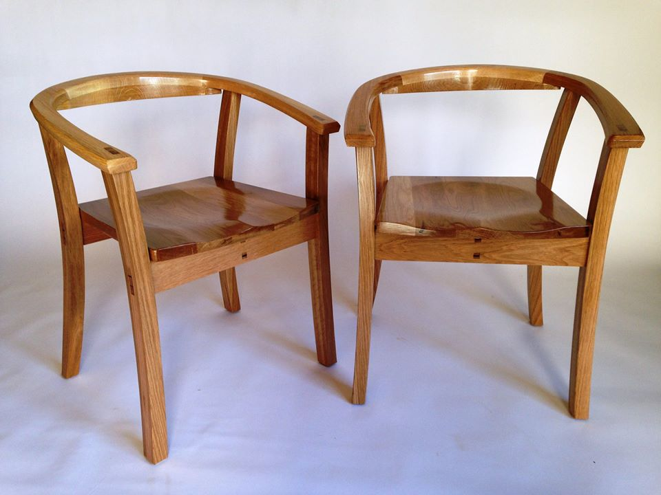 Low Back Dining Chairs Shane Tubrid Furniture By Design