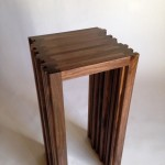staggered,  Lamp Table - Shane Tubrid