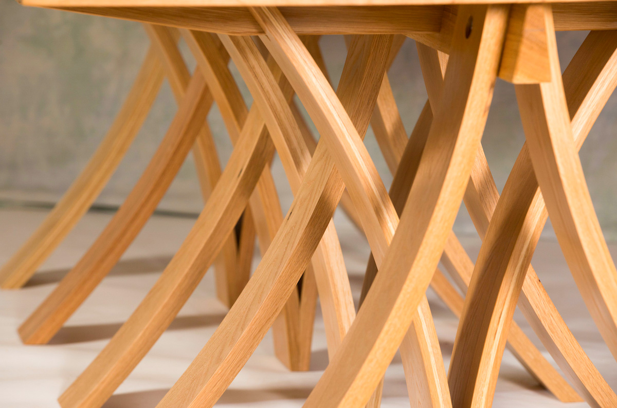 Dining Table, Shane Tubrid Furniture